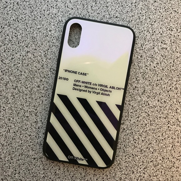 996389de1109c3 iPhone X Case (OW). M 5b3f8b589539f71925685e1d